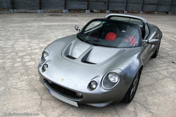 Photos du jour : Lotus Elise S1 sport 135