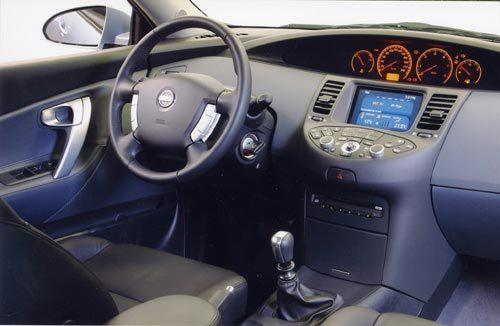 Evolutions pour la Nissan Primera