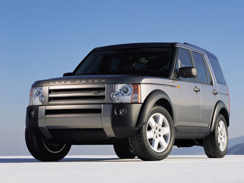 Land Rover Discovery 3 : on change tout et ça repart
