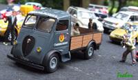 Miniature : 1/43ème - Peugeot Q3A