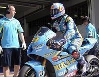 Moto GP Test Jerez Bilan: Suzuki: Moral gonflé à bloc