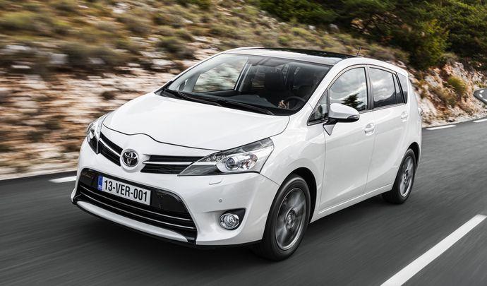 Toyota arrête le Verso