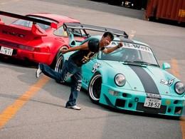 2 Porsche RWB en photos et vidéo