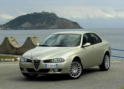 Nouvelle présentation pour l'Alfa 156