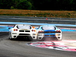 Courez au Paul Ricard HTTT, spectacle en vue (V8 Superstars et Ferrari Challenge)