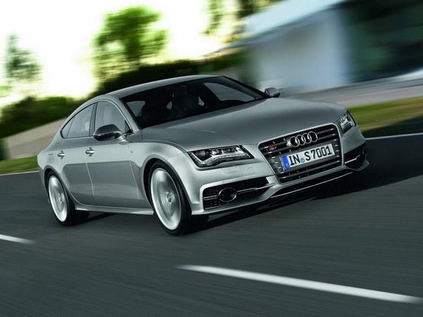 Salon de Francfort 2011 - Audi S7 Sportback, déjà 420 ch
