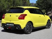 Suzuki Swift Sport hybride (2020) : à partir de 22 100 €