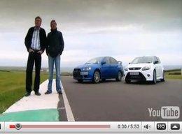 Vidéo Fifth Gear : Existe-t-il une auto qui ne batte pas la Ford Focus RS ?