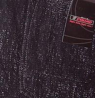"""Esquad: 100 exemplaires pour le jean Stein """"Black Snow""""."""