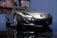 Lexus LF-A plus vite qu'une GT2 au Nürburg: Info ou intox ?