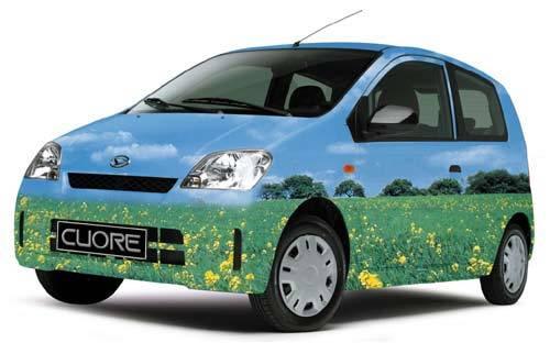 Daihatsu Cuore : voiture essence la plus propre du marché