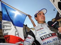 Bryan Bouffier remporte le rallye Kosice comptant pour le championnat des rallyes polonais