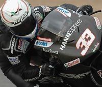 Moto GP: HANNspree et Honda, l'écran total