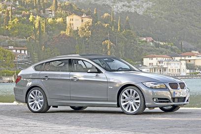 Future BMW Série 3 GT : comme ça ?