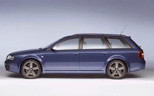 Audi RS6 Plus : délirant…