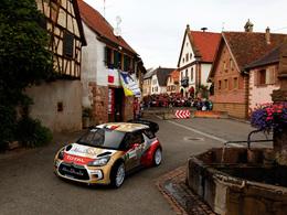 Les nouvelles couleurs des Citroën DS3 WRC et quelques informations supplémentaires