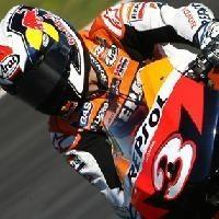 Moto GP - Honda: Pedrosa battu mais content