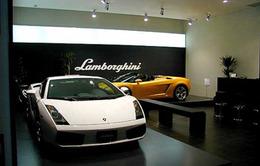 Ventes Lamborghini : - 30% en 2009, pas de rebond avant 2011 mais pas de pertes non plus