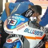 Moto 2 - Les forces en présence: Blusens BQR