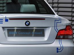Mondial de Paris 2010 : le BMW Concept Active E