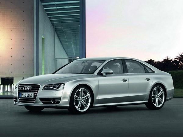 Salon de Francfort 2011 - Nouvelle Audi S8, le vaisseau amiral cache 520 ch