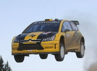 WRC-Grèce: Novikov en forme olympique.