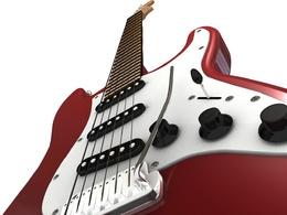 (J'aime de nuit) La guitare et la caisse
