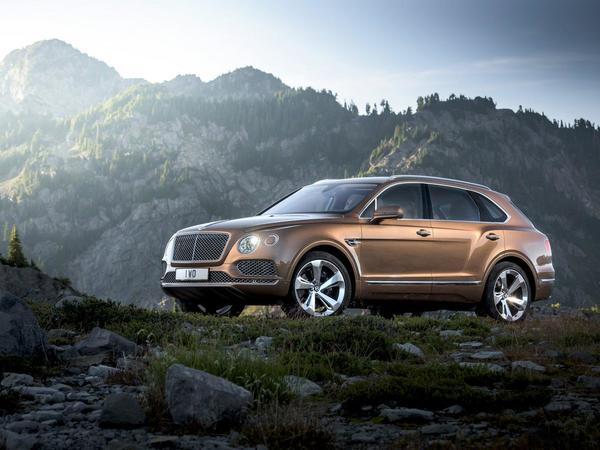 Bentley : une sportive et un autre SUV seraient au programme