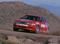Vidéo: Saab à Pikes Peak