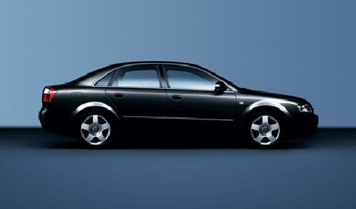 De nouveaux équipements sur Audi A4