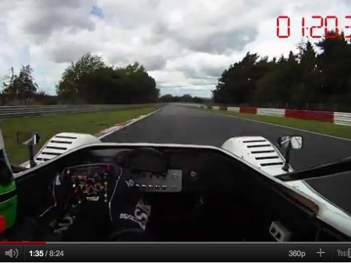 Toyota : record battu en électrique sur le Nürburgring (vidéo)