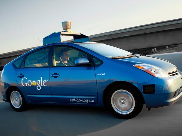 La voiture autonome de Google peut maintenant aller en ville