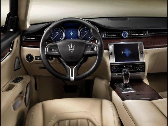 Maserati prêt à lancer une nouvelle grande GT