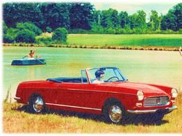 Peugeot vous propose de faire un tour dans ses anciennes