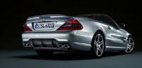 """Mercedes SL et CLS restylées: on commence avec """"les AMG"""""""