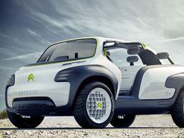 Mondial - Les 1ères images du réjouissant concept Citroën Lacoste