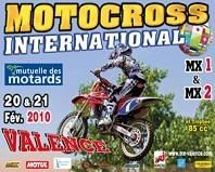 Un plateau de pilotes bien garni au Motocross de Valence