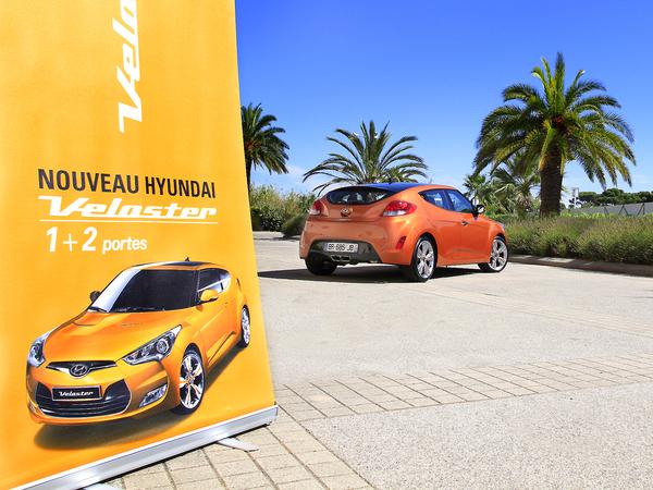 Essai vidéo - Hyundai Veloster : du sportswear, rien d'autre