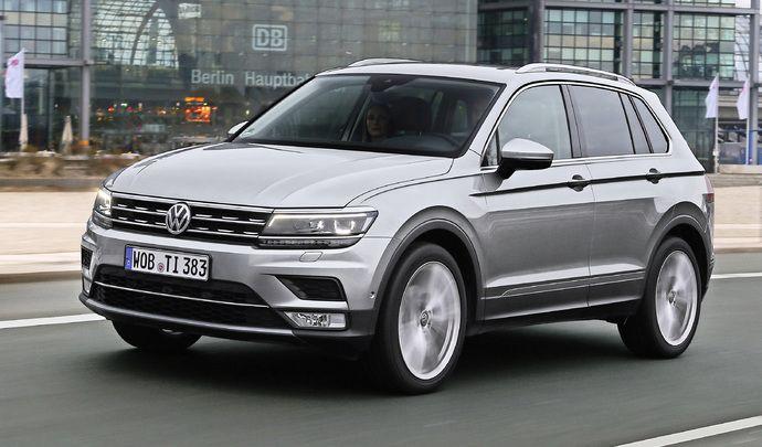 Volkswagen: un rappel de 700000 Tiguan et Touran pour un risque d'incendie