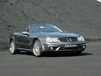 Mercedes CK55 by Carlsson : une SL 55 AMG survitaminée