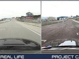 Project CARS se compare lui aussi à la réalité