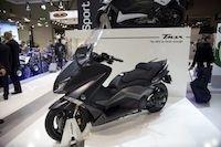 En direct de l'EICMA : Yamaha T-Max 530 2015/T-Max Iron Max