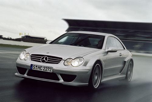 Mercedes CLK DTM AMG: pour imiter Jean Alesi
