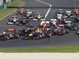 Le calendrier 2012 de la Formule 1 dévoilé