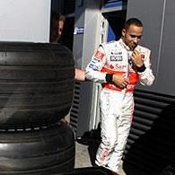 Formule 1: Hamilton se déclare prêt à être le leader McLaren