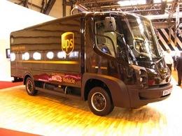 UPS passe à l'électrique