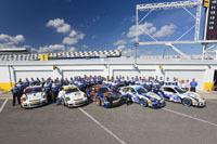 Emmanuel Collard et Romain Dumas aux 24 Heures de Daytona
