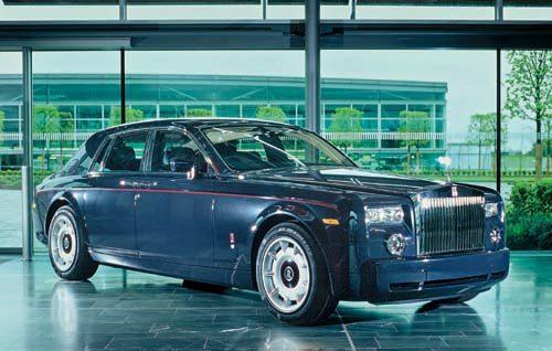 Rolls Royce Centenary Phantom : bon anniversaire
