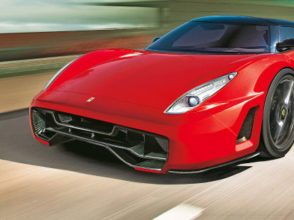 Future Ferrari F70: la remplaçante tant attendue de l'Enzo se profile à l'horizon