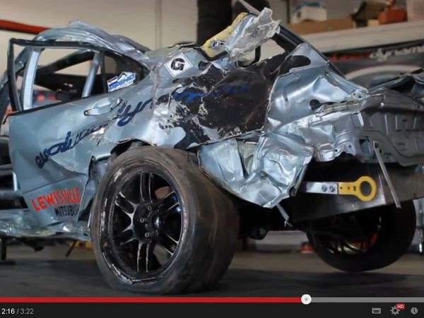 """Vidéo - """"Devil's Playground"""", retour sur l'un des accidents les plus spectaculaires de Pikes Peak"""
